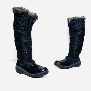 COUGAR TALL PULL WINTER WATERPROOF WINTER BOOTS SIZE 11M
